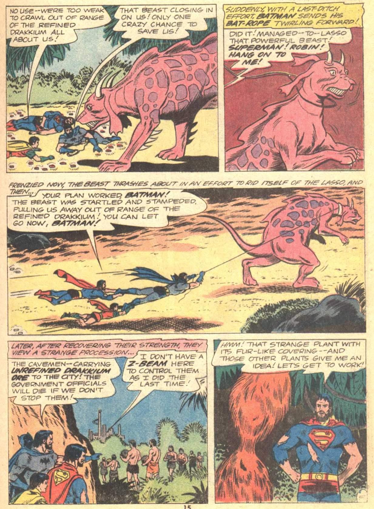 Read online World's Finest Comics comic -  Issue #206 - 15