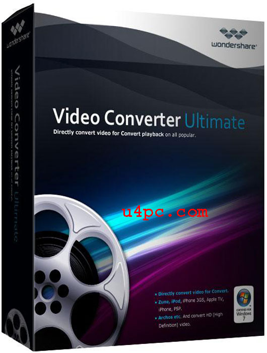 Wondershare Video Converter Ultimate 10.2.0 Crack With Keygen [ Free Here]