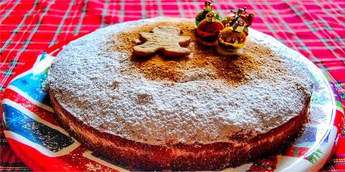 Vassilopita, torta tradizionale in Grecia a Capodanno