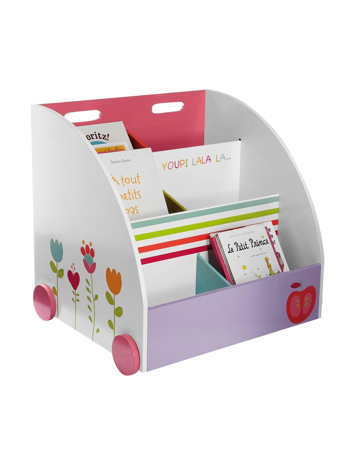 Deconi os ideas para montar su espacio para la lectura - Vertbaudet estanterias ...
