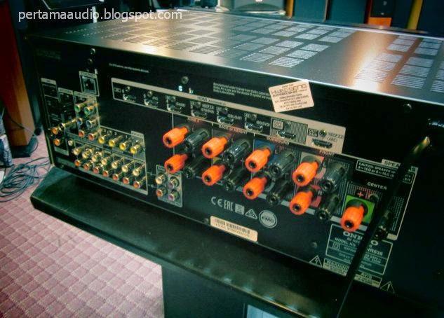 Pertama Audio Trading: Onkyo TX-NR636