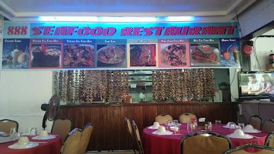 888 seafood restaurant