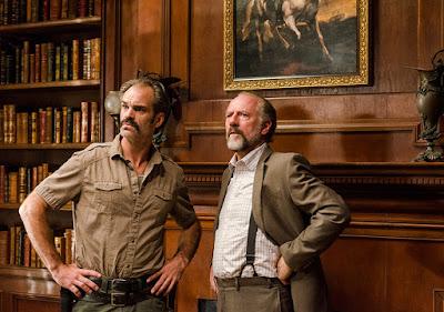 Simon (Steven Ogg) e Gregory (Xander Berkeley) a Hilltop