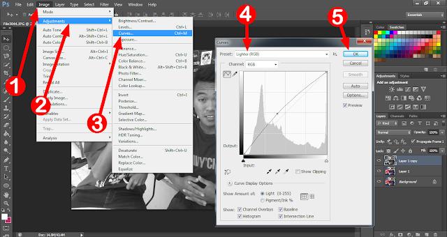 Cara Praktis Membuat Efek Aquamarine di Photoshop