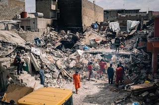 Jerman Terkejut Melihat AS Lancarkan Serangan ke Mosul
