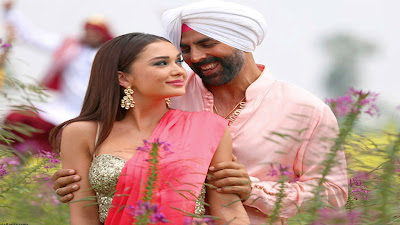 Akshay Kumar And Amy Jackson HD Wallpaper For Free Download