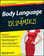 Body Language For Dummies Pdf Book By Elizabeth Kuhnke