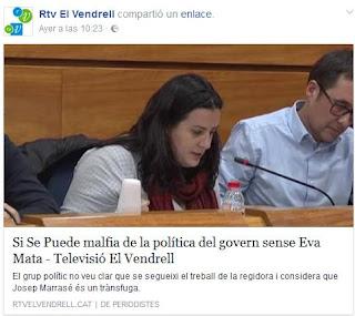 http://www.rtvelvendrell.cat/si-se-puede-malfia-de-la-politica-del-govern-sense-eva-mata/
