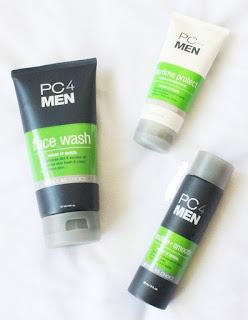 Review về các bước Skincare PC4Men dành cho nam