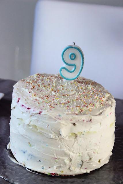 gateau, rainbow cake, kit Scrapcooking les petites bulles de ma vie