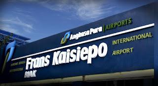 bandar udara Frans Kaisiepo Biak