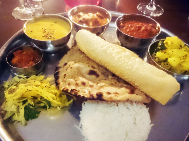 Thali - Indian Summer brighton