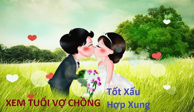 Xem tuoi Vo Chong