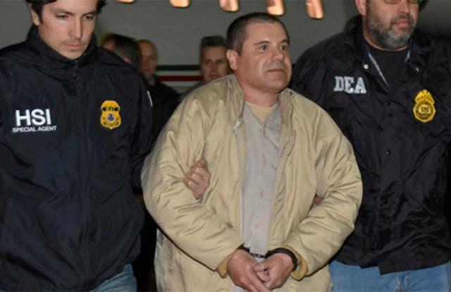 A veces nos reímos con El Chapo Guzman