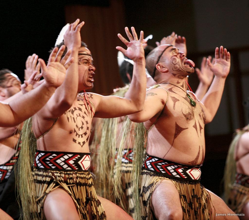 Maori Dancers: RAFA GUESTS IN RIO: THE BRAZILIAN MAORI HAKA OR TWO KIWI