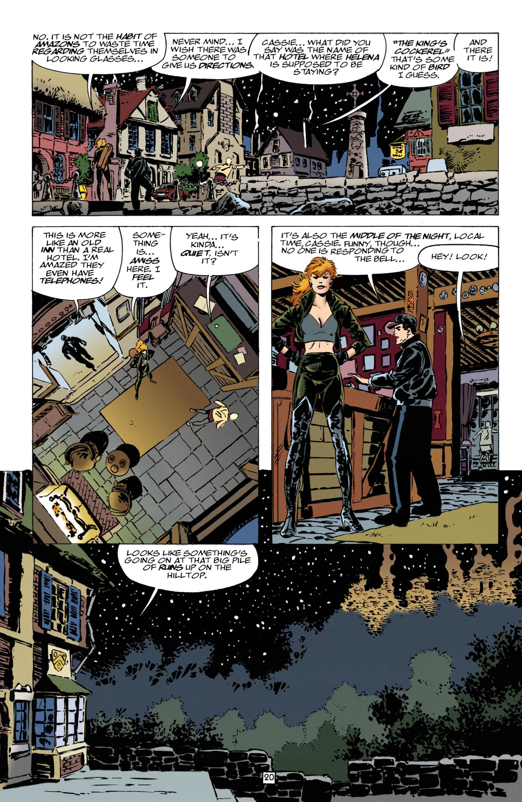 Read online Wonder Woman (1987) comic -  Issue #131 - 20