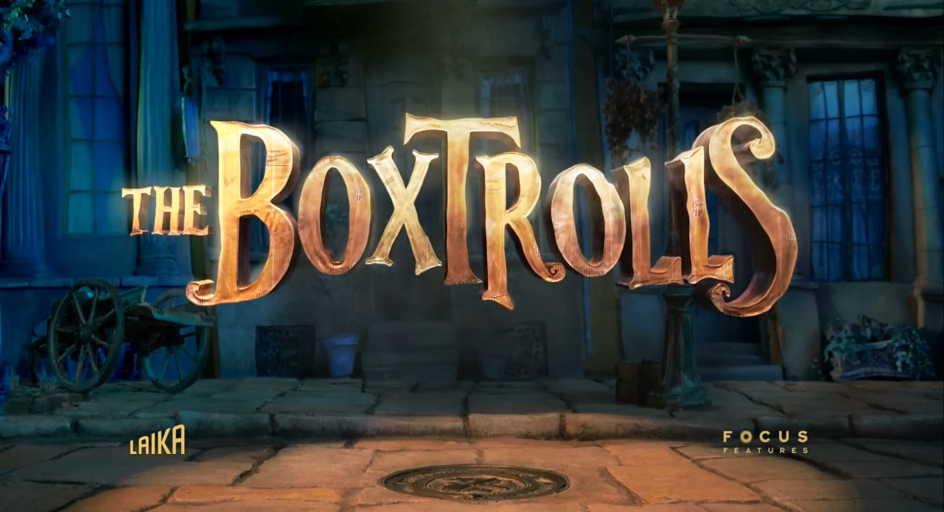Trailer The Boxtrolls 2014