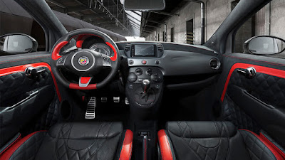 Yes, this is The Abarth 500 With 404bhp !!!