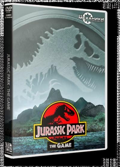 jurassic park pc game download full game