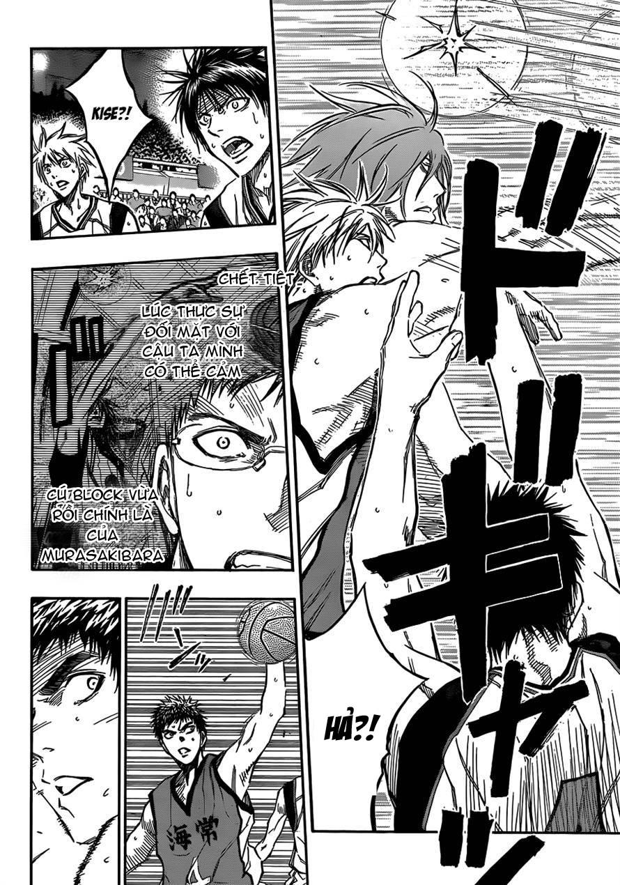 Kuroko No Basket chap 185 trang 6