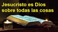 La presencia de Jesús es lo más importante