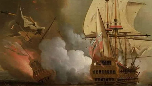 See how researchers found a 300-year-old ship that sank with $17 billion in treasure
