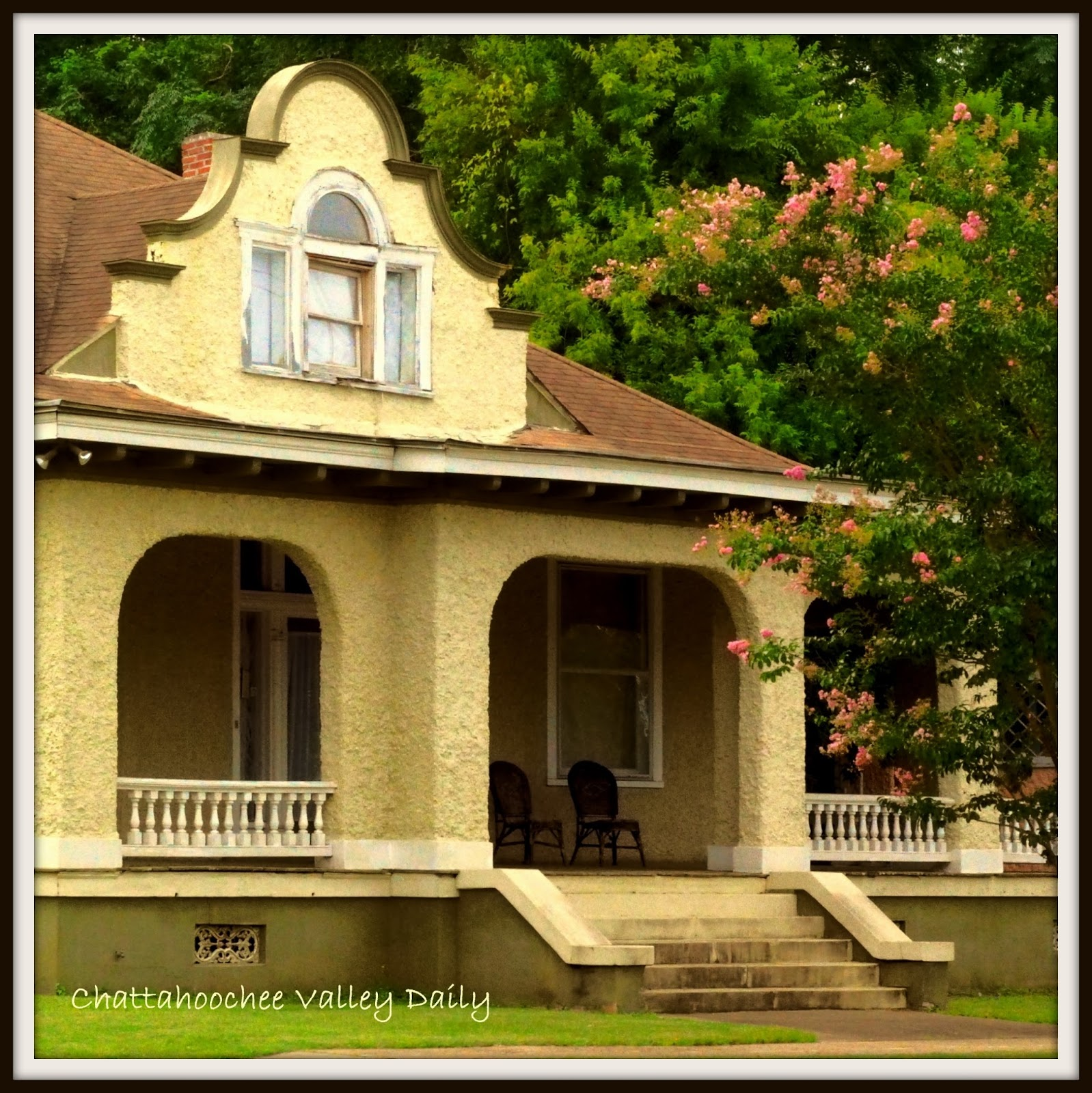 Chattahoochee Valley Daily: Waverly Terrace Historic District