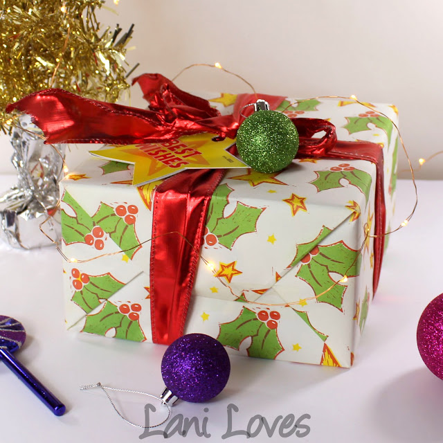 LUSH Best Wishes Gift Review