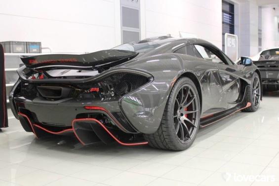 McLaren Begins Work On Limited-Run P1 Carbon Series