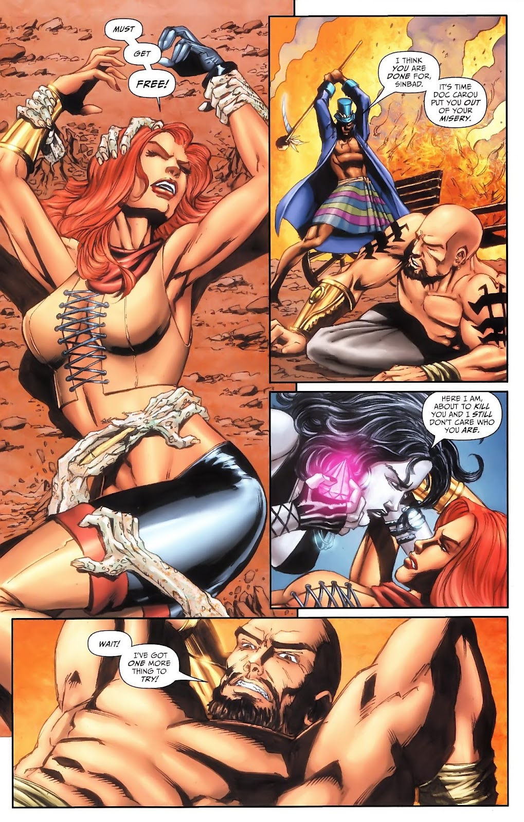 Grimm Fairy Tales 2011 Special Edition Full Page 27