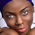 Another Beautiful Photo Of The Nigeria Girl With The Golden Eyes