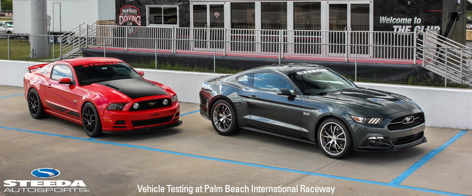 Magnaflow Cat Back >> Steeda Prepares a Flurry of 2015 Ford Mustang S550 Tuning ...