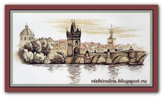 """Овен 884 """"Карлов мост"""""""