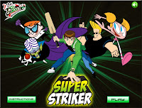 Ben 10 Ultimate Alien: Super Striker