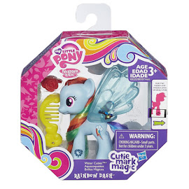 My Little Pony Water Cuties Wave 2 Rainbow Dash Brushable Pony