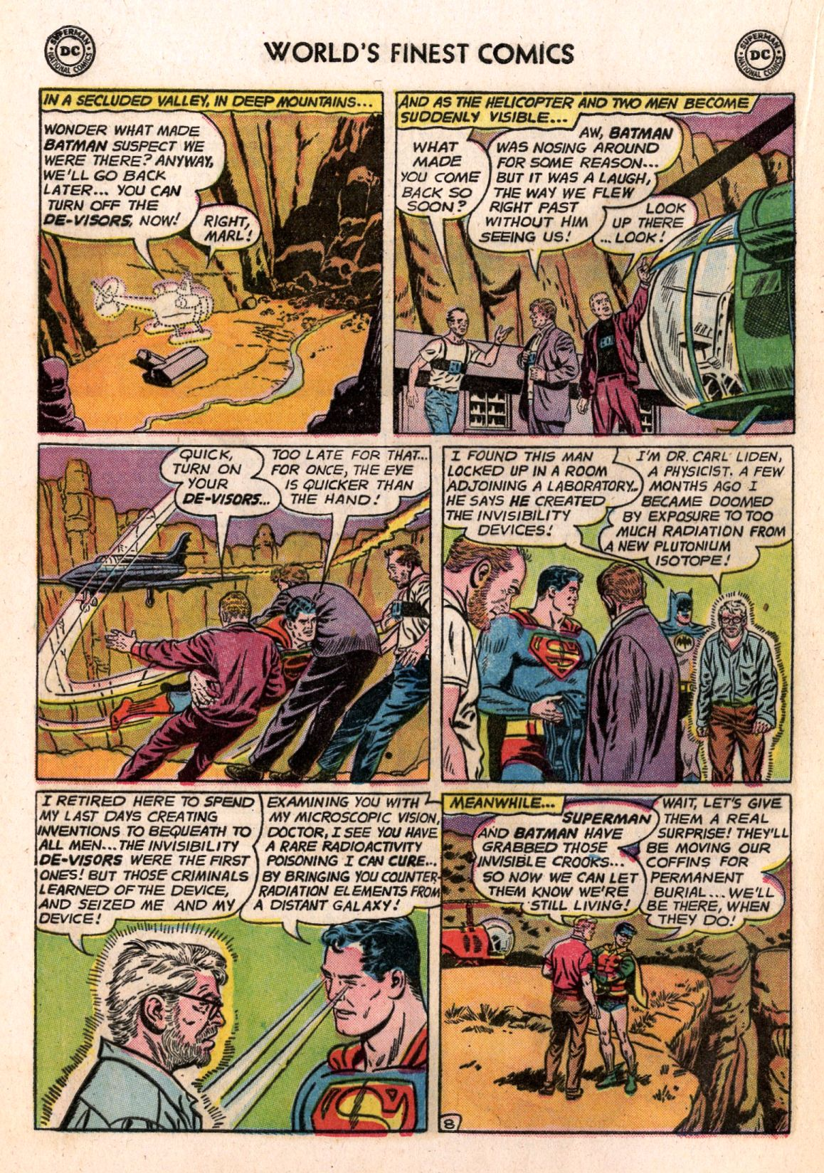 Read online World's Finest Comics comic -  Issue #141 - 20