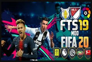 FTS 19 Mod FIFA 20 All Europe Update 2019