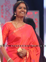 Easwari Rao at A Aa Movie Audio Release