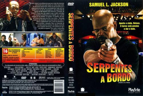 Serpentes a Bordo Tentando Torrent - BluRay Rip 720p Dublado (2006)