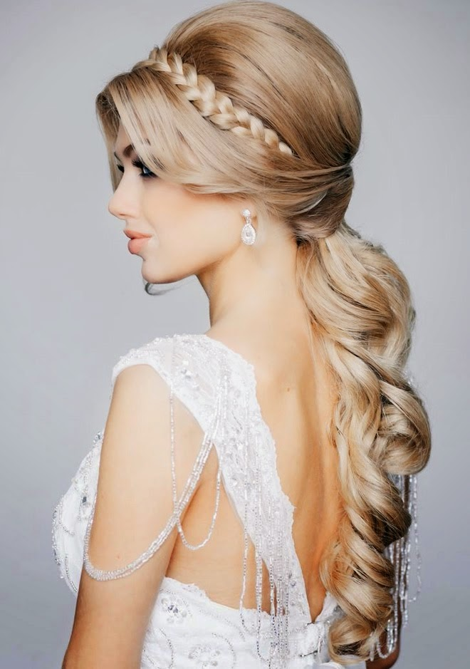 5 Jaw Dropping Wedding Hairstyles