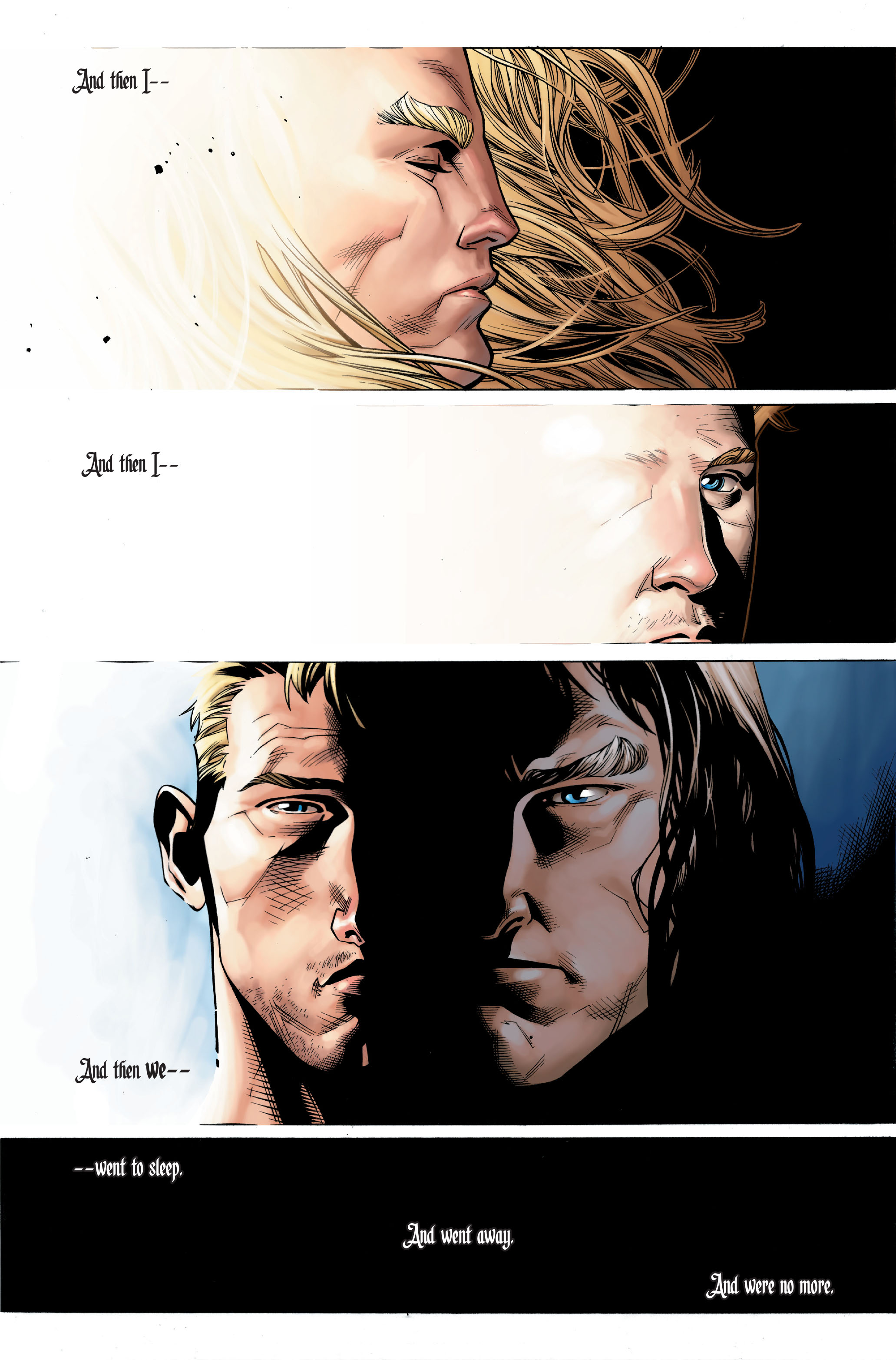 Thor (2007) Issue #1 #1 - English 6
