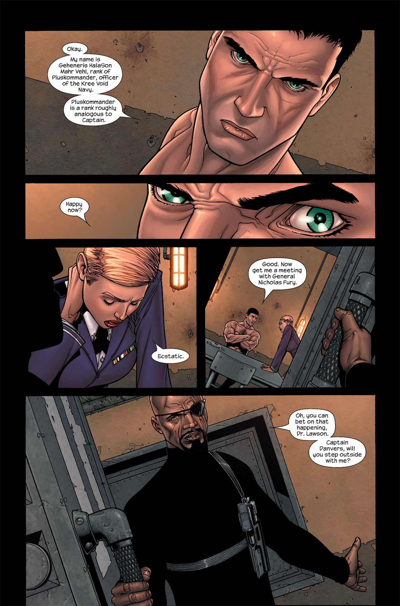 Read online Ultimate Secret comic -  Issue #2 - 10