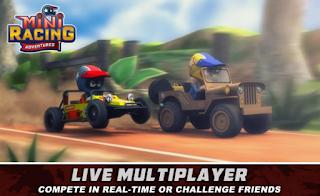 Mini Racing Adventures Mod Apk ALIAS Mod Apk
