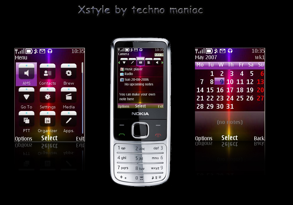 Nokia mobile themes