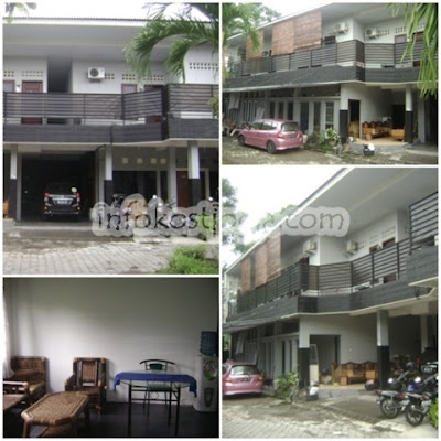 Kost condong catur