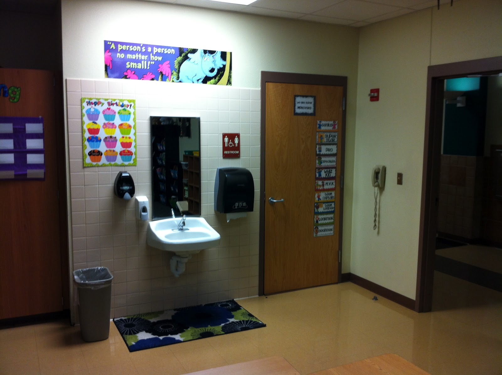 Spectacular 2nd grade classroom setup week two and three for 2nd bathroom ideas
