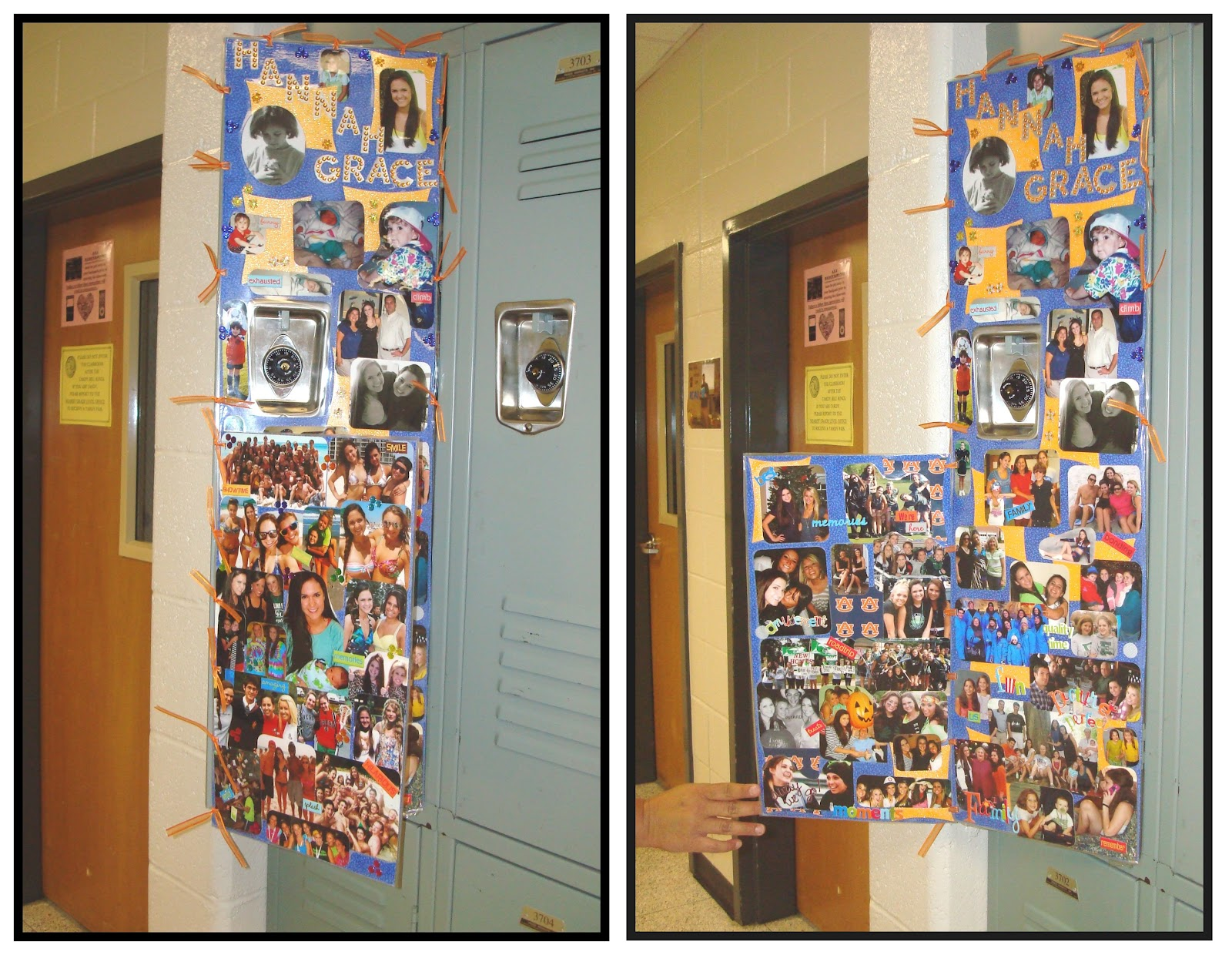 Wednesday July 6 2011 : ideas for decorating lockers - www.pureclipart.com