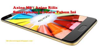 smartphone axioo m6 terbaru
