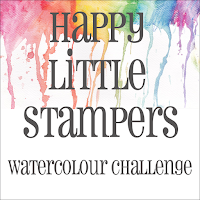 Projektuję dla Happy Little Stampers Watercolour