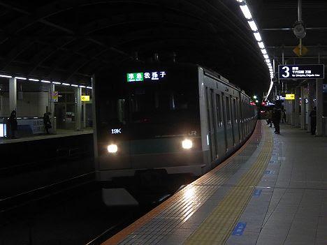 【ダイヤ改正で新登場!】E233系2000番台の準急 我孫子行き